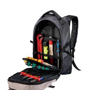 gereedschapstas rugzak gereedschap parat backpack