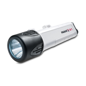 Parat zaklamp X1 LED wit